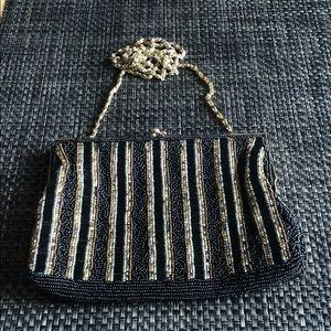Handbags - Vintage beaded evening bag